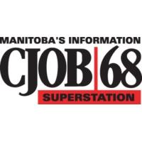 Logo of radio station CJOB 68