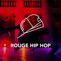 Logo de la radio Rouge Hip Hop