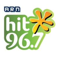 Logo of radio station Hit 967