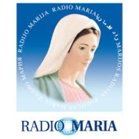 Logo of radio station Radio María Colombia