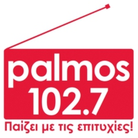 Logo of radio station Palmos Radio 102.7