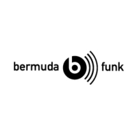 Logo of radio station Bermuda Funk