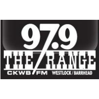 Logo de la radio The range