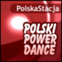 Logo of radio station PolskaStacja Polski Power Dance