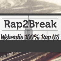 Logo de la radio Rap2Break