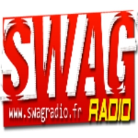 Logo of radio station SwagRadio
