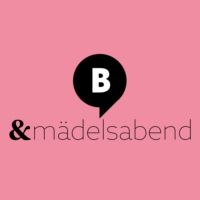 Logo of radio station & Mädelsabend. Von barba radio