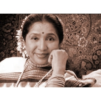 Logo of radio station Asha Bhosle Radio