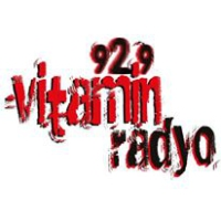 Logo of radio station Radyo Vitamin