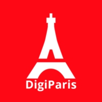 Logo of radio station DigiParis