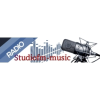 Logo of radio station studiofm-music