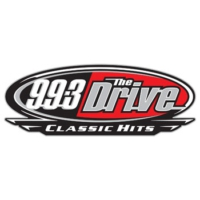 Logo of radio station CKDV-FM 99.3 The Drive