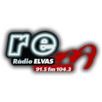 Logo of radio station Rádio ELVAS