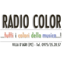 Logo of radio station Radio Color