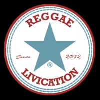 Logo of radio station reggae livication