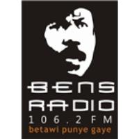 Logo of radio station Bensradio 106.2