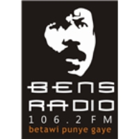 Logo of radio station Bensradio 106.2