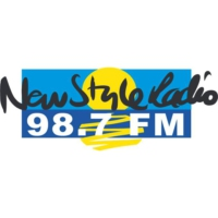 Logo of radio station New Style Radio