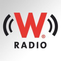 Logo of radio station W Radio