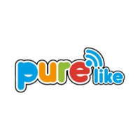 Logo of radio station Pure Like RTBF