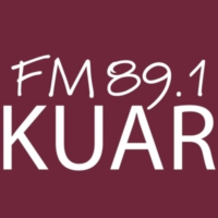 Logo of radio station KUAR FM 89.1