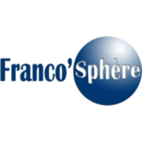 Logo of radio station Franco'Sphere