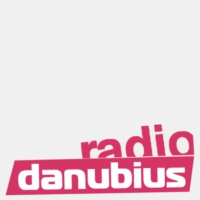 Logo of radio station Danubius Rádió