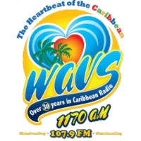 Logo de la radio WAVS 1170 AM