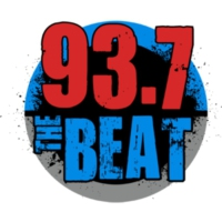 Logo of radio station KQBT 93.7 The Beat