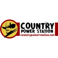 Logo of radio station Country Power Station