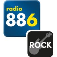 Logo de la radio 88.6 Rock