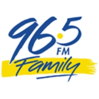Logo of radio station 96Five Family
