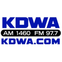 Logo of radio station KDWA 1460 AM