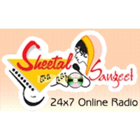 Logo of radio station Sheetal Sangeet Radio