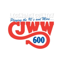Logo of radio station CJWW 600