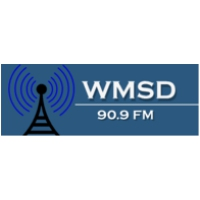 Logo de la radio WMSD Bible Believing Radio 90.9 FM