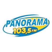 Logo de la radio Panorama FM 103.5