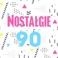Logo of radio station Nostalgie - 90