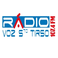 Logo of radio station Rádio Voz de Santo Tirso