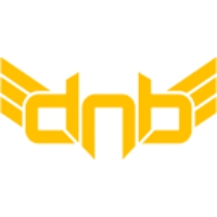 Logo of radio station DnB Heaven