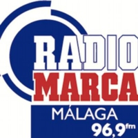 Logo of radio station Radio Marca (Málaga)