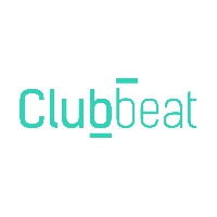Logo of radio station Clubbeat Radio