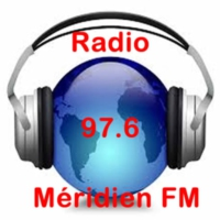 Logo of radio station Méridien FM