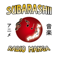 Logo of radio station Subarashii Radio Manga