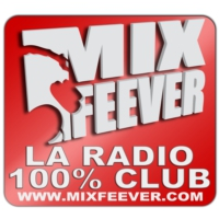 Logo of radio station MixFeever