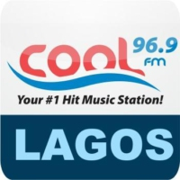 Logo of radio station Cool FM Lagos