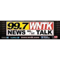 Logo of radio station WNTK 99.7