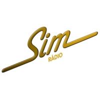 Logo of radio station Rádio SIM