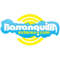 Logo of radio station Barranquilla Estereo