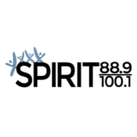 Logo of radio station KDUV Spirit